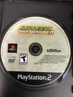 Jurassic: The Hunted (Sony PlayStation 2, 2009) PS2-  Disc Only Tested