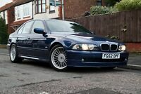 2002 (52) FACELIFT BMW ALPINA B10 3.3 ALPINA BLUE II E39 - SWITCH-TRONIC+CLASSIC