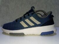 Adidas Cloudfoam Trainers Blue Women's Size 5 UK