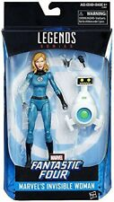 "2017 HASBRO MARVEL LEGENDS INVISIBLE WOMAN 6"" ACTION FIGURE MIP FANTASTIC FOUR"