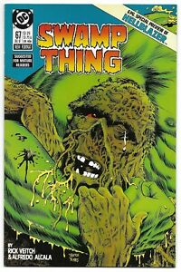 Swamp Thing 67 VF-NM John Constantine HELLBLAZER 1 Preview DC Combined Shipping