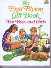 ENID BLYTON GIFT BOOKAnnual 1972