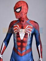 The PS4-Insomniac-Games Spider-Man Tights Suit Cosplay Costume Zentai