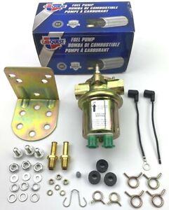 New CARQUEST U3510782 Electric 6V Fuel Pump 50-65 Austin Healey Dodge Plymouth