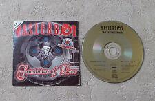 "AUDIO/ MASTERBOY ""GENERATION OF LOVE"" 1995 CD SINGLE 2T EDITION LIMITÉE MEGA MIX"