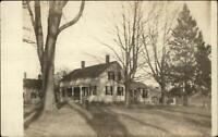 Home - Brooklyn CT Cancel 1909 Real Photo Postcard