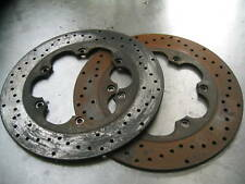 Ducati Paso 906 750 Front Brake Rotors