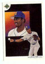 1991 Upper Deck Seattle Mariners 28 card Team Set plus hologram card