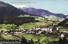 #GOSSENSAS AM BRENNER- Tirol