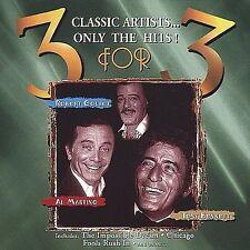 Martino, Al 3 For3 CD