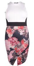 Boohoo Women's Plus Julia Floral Midi Dress Size 18 BNWT