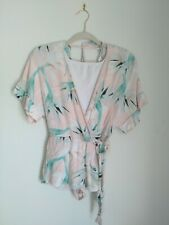 PAVEMENT Girls Pastel Romper Playsuit Sz 10 Years in VGC