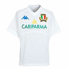 Camisetas de fútbol blancos Kappa