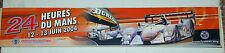 Official Le Mans 24hrs Sticker , 12-13 June 2004 , Excellent Condition