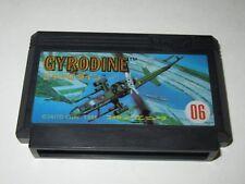 Gyrodine Nintendo Famicom Japan Import