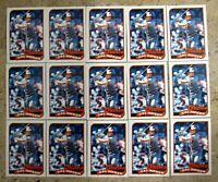 1989 - Topps #250 - Cal Ripken Orioles HOF - 15ct Card Lot