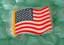 4 American Flag Stress Balls. Blank. Squeeze! Toss!