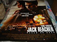 AFFICHE   TOM CRUISE / JACK REACHER 2 NEVER GO BACK