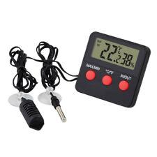 1Pcs Pet Reptile Thermometer Hygrometer Lizard Gecko Snake Frog Turtle Tool