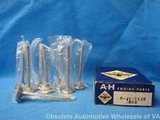 1960 61 62 Ford 292 Intake Valve Set 8 Fairlane Galaxie C0TE-6507G 003 Oversize
