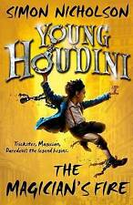 Young Houdini: The Magician's Fire by Simon Nicholson (Paperback, 2015)