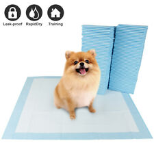 """50 Ct Pet Dog Puppy Training Pee Pads Underpads 22""""x22"""" Disposable 3D"""