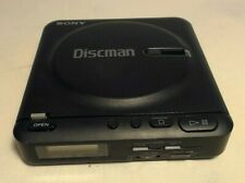 Vintage Sony Discman D-2 tested works great good condition Japan