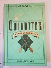 Harry Potter: Quidditch Through the Ages by Kennilworthy Whisp (2017, Hardcover)