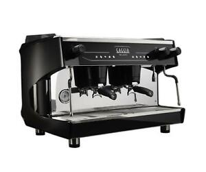 Gaggia La Decisa (2 Group Traditional) VAT INCLUDED