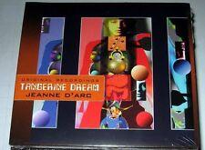 Tangerine Dream - Jeanne D'Arc CD (2009 Membran) DIGIPAK NEW