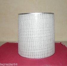Abat jour tissu applique, lustre, lampe électrique 200 mm à trou N°042
