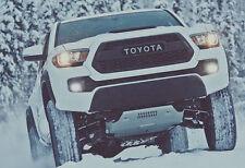 Toyota Tacoma GENUINE OEM TRD PRO Grille MATTE BLACK PT228-35170