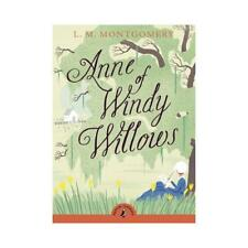 Anne of Windy Willows by L. Montgomery (author)