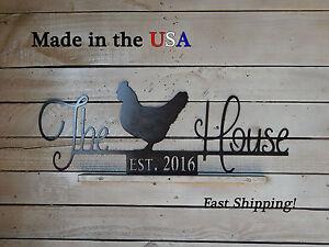 The Chicken House, Chicken, Hen House, Chicken Coop, Established Date, S1193