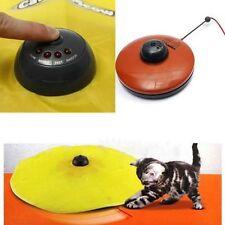 jouet souris sous tissu électrique pour chat