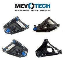 For Chevy C20 C30 GMC C25 P25 Front Lower & Upper Control Arms KIT Mevotech
