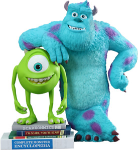 Monsters & Co.University Mike & Sulley Vinyl figure Hot Toys Sideshow MMSV07