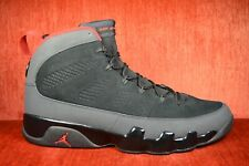 2af57dd5a05b WORN ONCE 2010 Nike Air Jordan IX 9 Retro Black Red Charcoal 302370-005 Size
