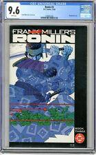 Ronin # 3   CGC   9.6   NM+   White pgs  11/83  Frank Miller story, cover & art