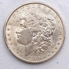 1900 MORGAN SILVER DOLLAR 90% SILVER $1 COIN US #L27