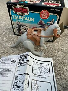 Vintage Star Vintage ESB Tauntaun Complete with Box and Instruction