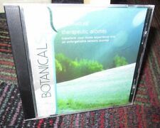 BOTANICAL SPA: BODY NATURE THERAPEUTIC AROMAS MUSIC CD BY SIMON HO, 6 TRACKS