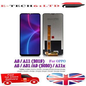 "OPPO A11X / A5 / A9 2020 6.5"" CPH1937 CPH1939 CPH1941 LCD Display TouchScreen UK"