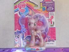 My Little Pony SEA SWIRL Explore Equestria Pearly Glitter Body MOC w/ Comb