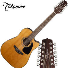 Takamine 12 String Acoustic Guitars