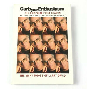 Curb Your Enthusiasm The Complete First Series DVD 2003 2 discs Region 1 USA