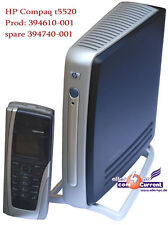HP COMPAQ THINCLIENT THIN CLIENT T5520 394610-001 WinCE 5.0 CITRIX VMWARE DESKTO