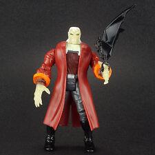 """Marvel Ghost Rider BLACKOUT glow in dark Complete 5"""" Action Figure Toy Biz 1995"""