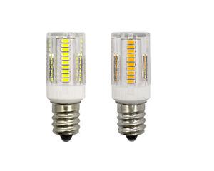 E12 Candelabra LED Light bulb C7 4W 66-3016 SMD Ceramics Lamp 110V/220V