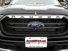 Chrome Stainless Front Grille Accent Trim / Molding FOR 2019 2020 Ford Ranger